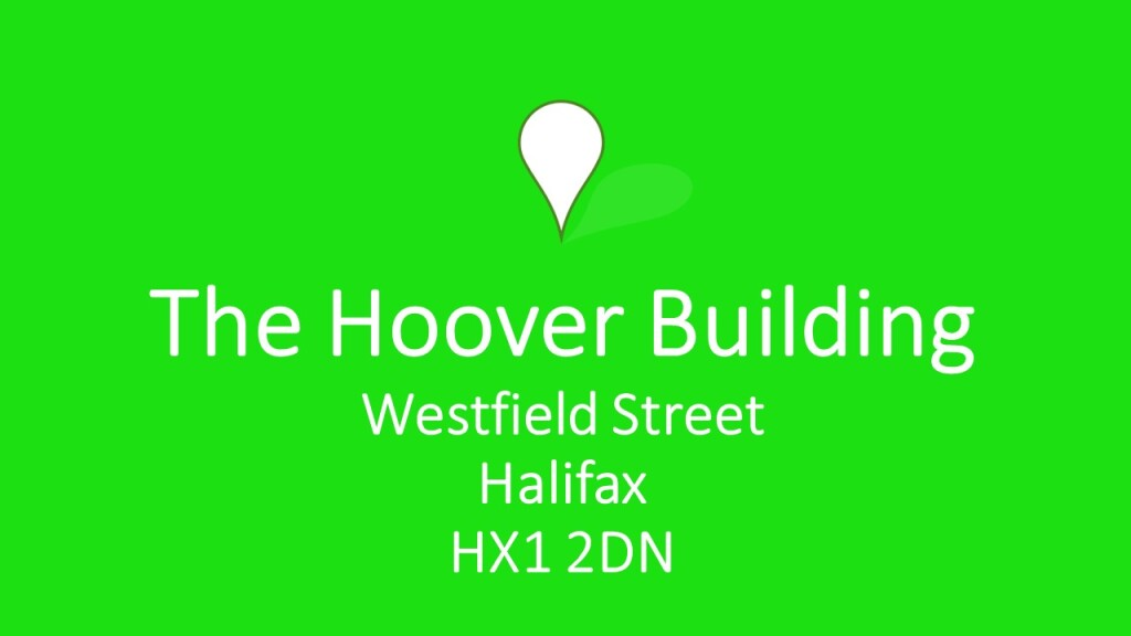 Hoover Address Website Update